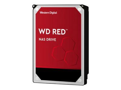 WD Red NAS Hard Drive WD100EFAX - Festplatte - 10 TB - SATA 6Gb/s