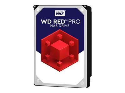 WD Red Pro NAS Hard Drive WD101KFBX - Festplatte - 10 TB - SATA 6Gb/s