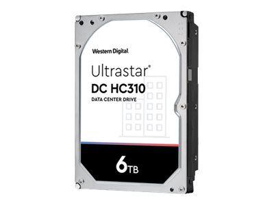 WD Ultrastar DC HC310 HUS726T6TAL5205 - Festplatte - 6 TB - SAS 12Gb/s