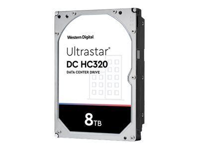 WD Ultrastar DC HC320 HUS728T8TAL4205 - Festplatte - 8 TB - SAS 12Gb/s