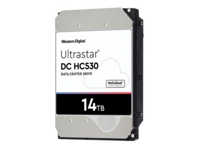 WD Ultrastar DC HC530 WUH721414AL5204 - Festplatte - 14 TB - SAS 12Gb/s