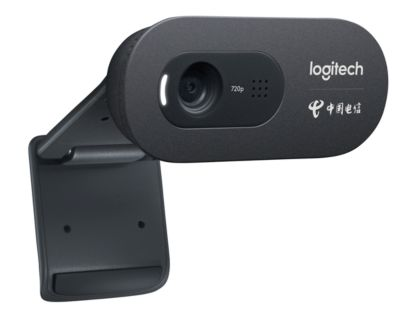 Webcam Logitech HD C270, HD Videos 720p, 3 Megapixel-Fotos