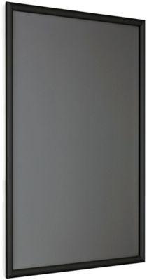 Wechselrahmen, für 700x500 mm, schwarz eloxiert
