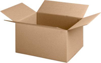 Wellpappkartons, 392x292x150 mm, Rechteck