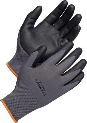 Werkhandschoenen Bedrijfsveilig P30-106, CE Cat 2, nitril/nylon, maat 11, 12 paar.