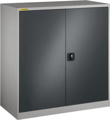 Werkplaatskast, z.grs/antr.grs, 1055 x 1055 x 520 mm