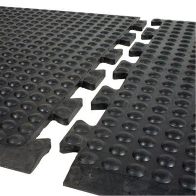 Werkplaatsmat Bubblemat Nitril, eindmat, 600x900 mm