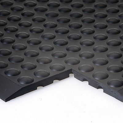 Werkplaatsmat Bubblemat Standaard, 600x1200mm