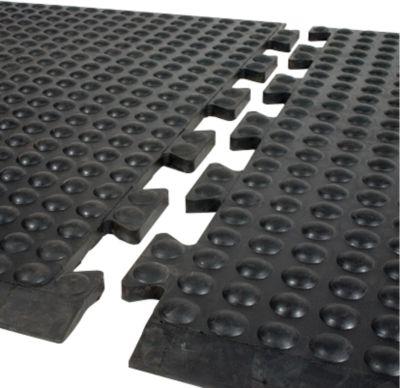 Werkplaatsmat Bubblemat Standard, eindmat, 600x900mm