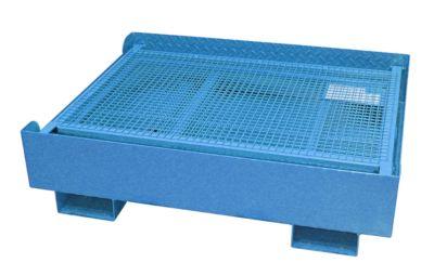Werkplatform MB-F, blauw RAL 5012
