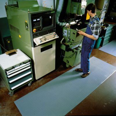 Werkplek-vloerbedekking, 910 mm breed
