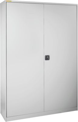 Werkstattschrank, B 1055 x T 620 mm, lichtgrau/lichtgrau