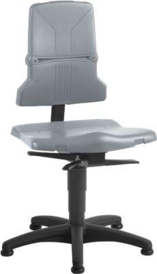 Werkstoel Sintec SE 2 m. glijders