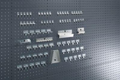 Werkzeughaken-Sortiment PL 39, 80-teilig
