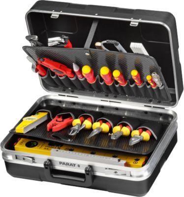 Werkzeugkoffer aus ABS-Kunststoff