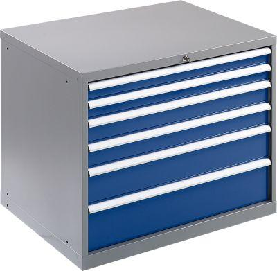 Werkzeugschrank WSK 5408-6L, 6 Schubladen, 800 mm hoch