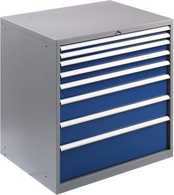 Werkzeugschrank WSK 5410-8E, 8 Schubladen, 1000 mm hoch