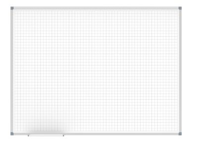 Whiteboard Basic 90/120 geruit