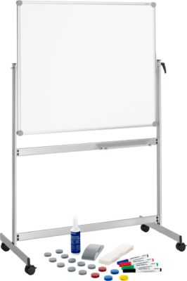 Whiteboard Maulpro, 1000 x 2100 mm, gratis Starter-Set