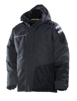 Winterjacke schwarz L