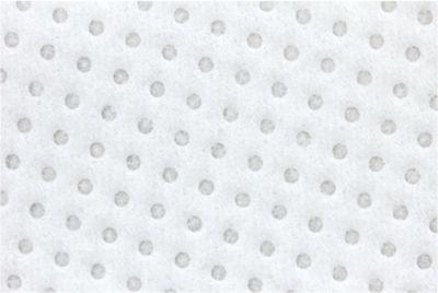 WIPEX rol vliesdoek Super Core, universele doekjes, absorberen zeer goed, 500 doekjes