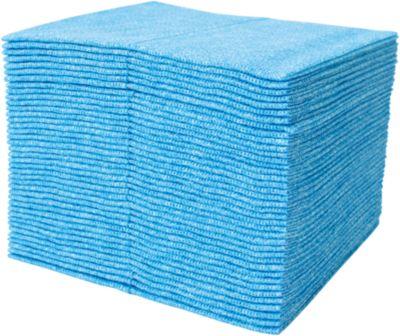 Wipex speciale reinigingsdoekjes, speciaal voor voedselindustrie, afzonderlijk, 40 stuks, blauw