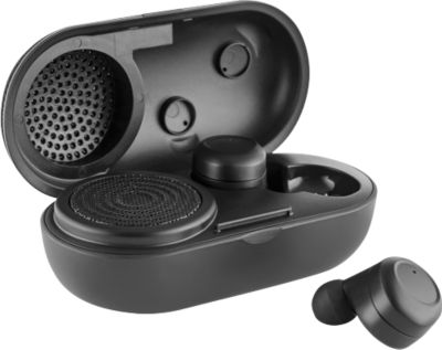 Wireless-Lautsprecher Metmaxx® Mr. Boombastic TWS, BT + TWS + Powerbank, bis 4 h Spielzeit, schwarz, WAB