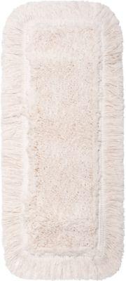 Wischmopp Bezug Sprintus Classic Pro, Baumwolle/Polyester, mit Laschen, B 500 mm, 5 Stück, weiß
