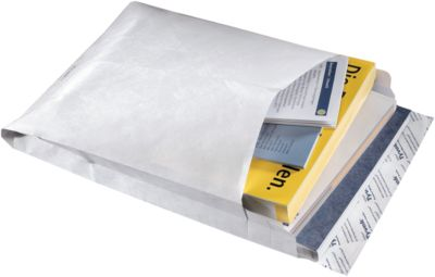 Witte enveloppen van Tyvek®, C4,  229 x 324 mm, doos van 100 stuks