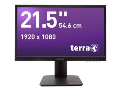 Wortmann TERRA LED 2226W PV - GREENLINE PLUS - LED-Monitor - Full HD (1080p) - 54.6 cm (21.5