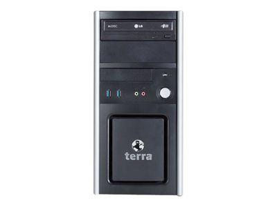 Wortmann TERRA PC-BUSINESS 6000 Silent - MT - Core i5 8500 3 GHz - 8 GB - 240 GB - German