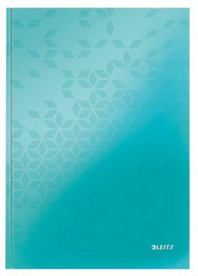 WOW Notebook – A4 - Gelijnd- ref. 4625 – harde kaft - ijsblauw
