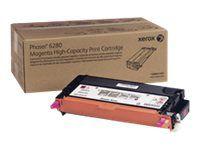 Xerox Phaser 6280 - mit hoher Kapazität - Magenta - Original - Tonerpatrone