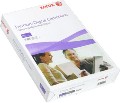 Xerox Premium Digital Carbonless Papier 003R99105, DIN A4 2-fach weiß/gelb