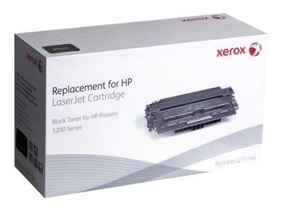 Xerox - Schwarz - Tonerpatrone (Alternative zu: HP 16A)