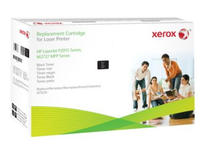 Xerox - Schwarz - Tonerpatrone (Alternative zu: HP 53X)