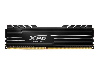 XPG GAMMIX D10 - DDR4 - 16 GB - DIMM 288-PIN - ungepuffert