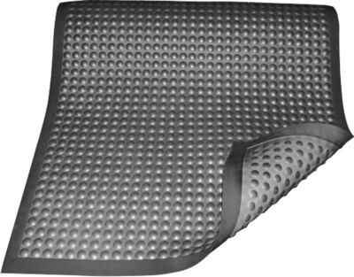 Yoga Ergonomie® B1 mat, polyurethaan, moeilijk ontvlambaar, 650 x 950 mm, 2 stuks