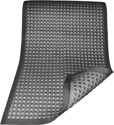 Yoga Ergonomie® B1 mat, polyurethaan, moeilijk ontvlambaar, 950 x 1250 mm, 1 stuk
