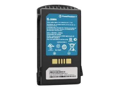 Zebra PowerPrecision Plus - Handheld-Batterie - Li-Ion - 2740 mAh