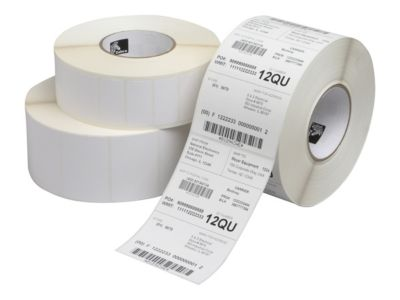 Zebra Z-Perform 1000T - Papier - 21804 Etikett(en) - 38.1 x 88.9 mm