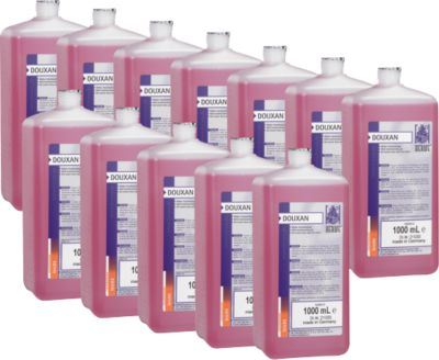 Zeep Douxan, 1000 ml, 12 flessen