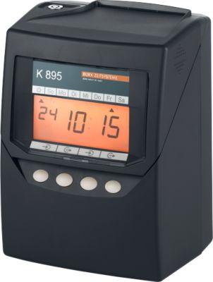 Zeiterfassungsgerät Modell K 895