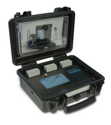 Zeiterfassungssystem IDENTSMART ID5000 Mobil, RFID, bis 100 Nutzer, ohne Softwareinstallation, IP67, 12h