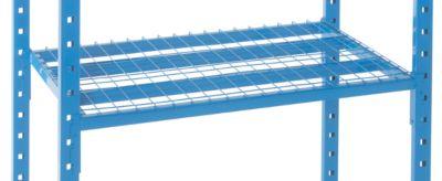 Zusätzlicher Drahtgitterboden, B 1010 x T 500 mm