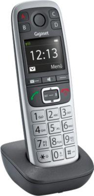 Zusatz-Mobilteil Gigaset E560HX, Anschluss an jeden Router, TFT-Panorama-Display