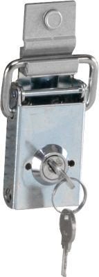 Zylinderschloss für Transportbox, 2 Stück