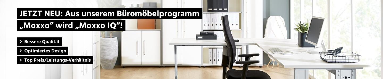 Büromöbelprogramm MOXXO IQ