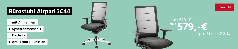 Interstuhl Bürostuhl Airpad 3C44