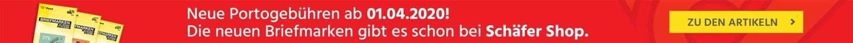 Briefmarken 2020